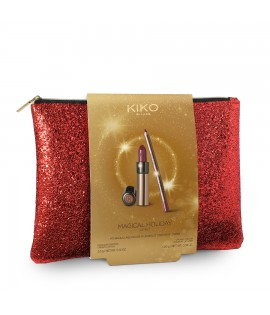 Набор для губ KIKO MILANO MAGICAL HOLIDAY LIP KIT
