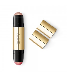 Стик для лица румяна и хайлайтер KIKO MILANO Holiday Gems Double Shine Blush & Highlighter