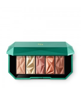Палетка теней KIKO MILANO Holiday Gems Gorgeous Eyeshadow Palette 01 Sugar and Spice
