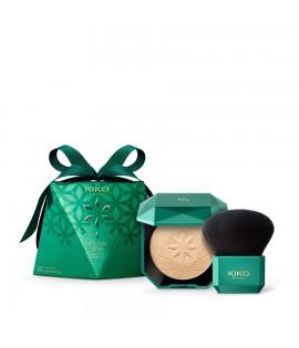 Набор для лица KIKO MIALNO Holiday Gems All Over Gleam Kit