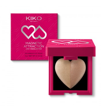 Хайлайтер KIKO MILANO MAGNETIC ATTRACTION 2 IN 1 HIGHLIGHTER