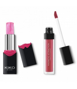 Набор для губ KIKO MILANO MAGNETIC ATTRACTION PERFECT LIP KIT