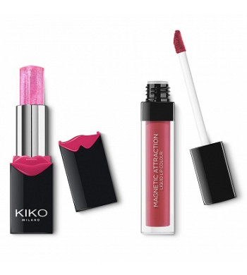Набор для губ KIKO MILANO MAGNETIC ATTRACTION PERFECT LIP KIT