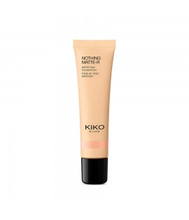 Тональная основа KIKO MILANO Nothing Matte-r Mattifying Foundation