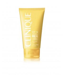 Солнцезащитный крем для лица и тела Clinique SolarSmart Face And Body Cream SPF15, 150ml