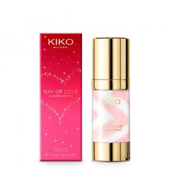 Cыворотка-праймер для лица KIKO MILANO Ray Of Love Glowing Primer