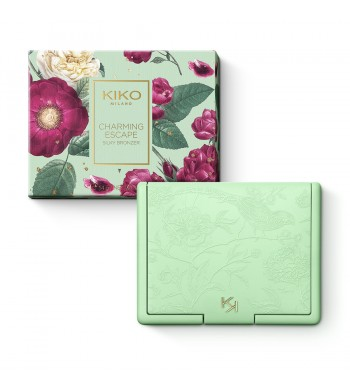 Бронзер KIKO MILANO Charming Escape Silky Bronzer 02 Unique Sienna