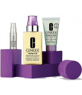 Набор Clinique Supercharged Re-plump and strenghten skin