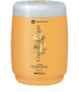 Маска для волос увлажняющая BRELIL Argan Biotraitement Beauty 1 л