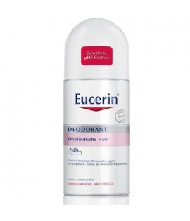 Антиперспирант EUCERIN Deodorante Roll-On 24h Pelli Sensibili 50ml