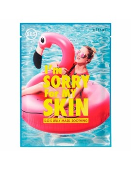 Маска для лица I'M SORRY FOR MY SKIN S.O.S - Soothing