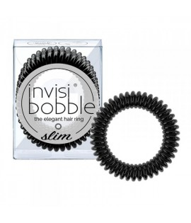 Резинка для волос INVISIBOBBLE SLIM True Black