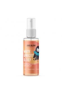 Антисептик для рук JOKO BLEND White Apricot and Lily 35 ml с ароматом лилии