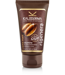 Крем для рук KALODERMA Rigenera 75 ml с маслом арганы