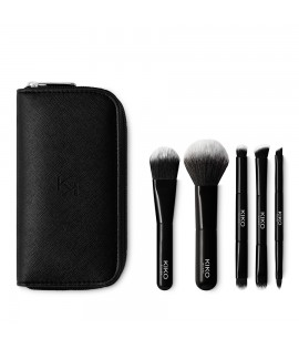Набор кистей KIKO Travel Brush Set