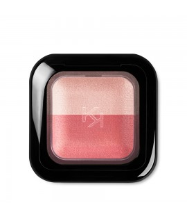 Тени KIKO Bright Duo Baked Eyeshadow