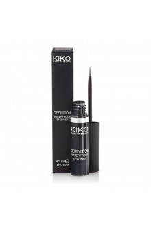 Подводка KIKO MILANO Definition Waterproof Eyeliner