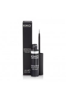 Подводка KIKO Definition Waterproof Eyeliner