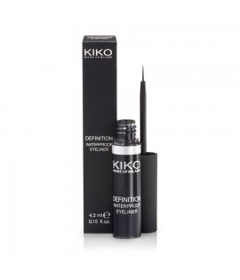 Подводка KIKO Definition Waterproof Eyeliner