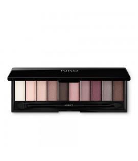Палетка теней KIKO MILANO Smart Eyeshadow Palette