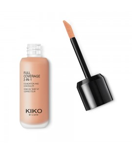 Тональная основа KIKO MILANO Full Coverage 2-in-1 Foundation and Concealer