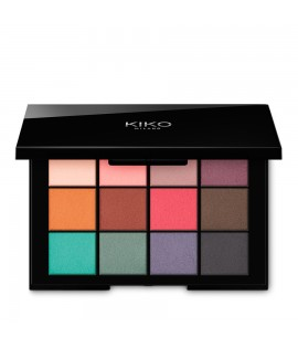 Палетка теней KIKO Smart Cult Eyeshadow Palette