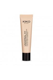 Тональная основа KIKO Universal Fit Hydrating Foundation