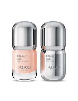 Лак для ногтей KIKO MILANO Perfect Gel Duo