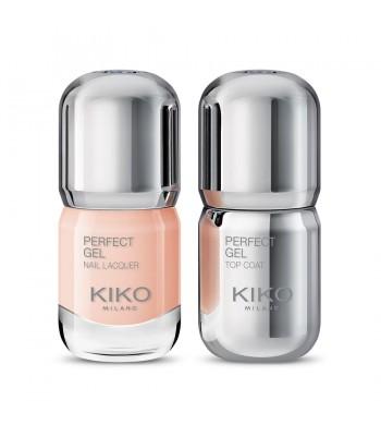 Лак для ногтей KIKO MILANO Perfect Gel Duo