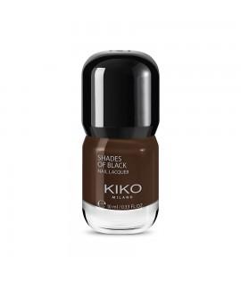 Лак для ногтей KIKO Shades Of Black Nail Laquer