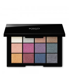 Палетка теней KIKO MILANO Smart Cult Eyeshadow Palette