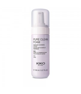 Мусс для лица очищающий KIKO MILANO Pure Clean Foam