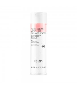 Мицеллярная вода KIKO MILANO Pure Clean Micellar Biphase Water 200 ml