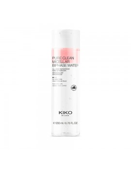 Мицеллярная вода KIKO Pure Clean Micellar Biphase Water 200 ml