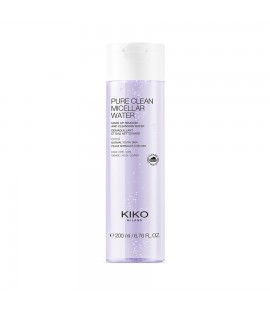 Мицеллярная вода KIKO MILANO Pure Clean Micellar Water Normal To Dry 200 ml