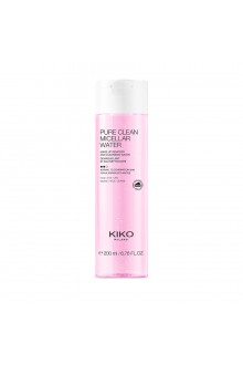 Мицеллярная вода KIKO MILANO Pure Clean Micellar Water Normal-Combination 200 ml
