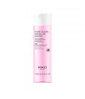 Мицеллярная вода KIKO MILANO Pure Clean Micellar Water Normal-Combination 200 ml