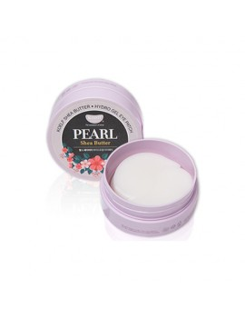 Патчи для глаз KOELF Pearl and Shea Butter Eye Patch, 60 шт