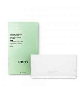 Салфетки матирующие KIKO Shine Refine Papers