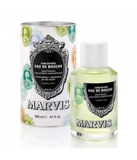 Ополаскиватель MARVIS Eau De Bouche Strong Mint Collutorio 120ml
