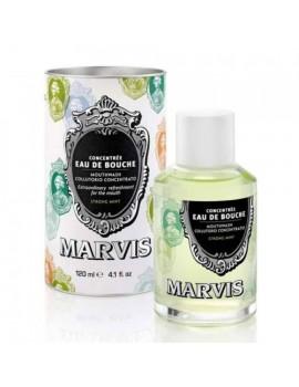 Ополаскиватель MARVIS Eau De Bouche Strong Mint Collutorio 120ml