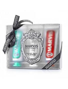 Набор зубных паст Marvis Flavours Box 3x25 ml