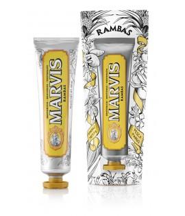 Зубная паста MARVIS Rambas 75 ml