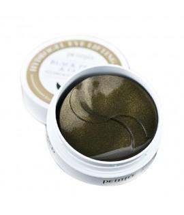 Патчи для глаз PETITFEE Hydro Gel Eye Patch Black Pearl and Gold, 60 шт