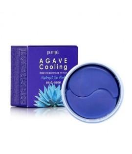 Патчи для глаз PETITFEE Agave Cooling Hydrogel Eye Mask, 60 шт