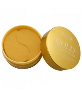 Патчи для глаз PETITFEE Gold Hydrogel Eye Patch, 60 шт