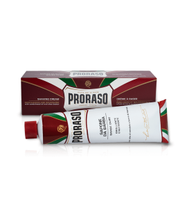 Крем для бритья PRORASO Shave Cream Tube Nourish 150мл