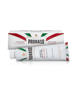 Крем для бритья PRORASO Shave Cream Tube Sensitiv 150мл