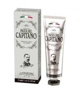 Зубная паста Pasta Del Capitano Original Charcoal 1905, 75мл
