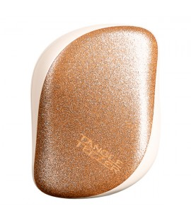 Расчёска TANGLE TEEZER COMPACT STYLER Glitter Gem Gold Starlight